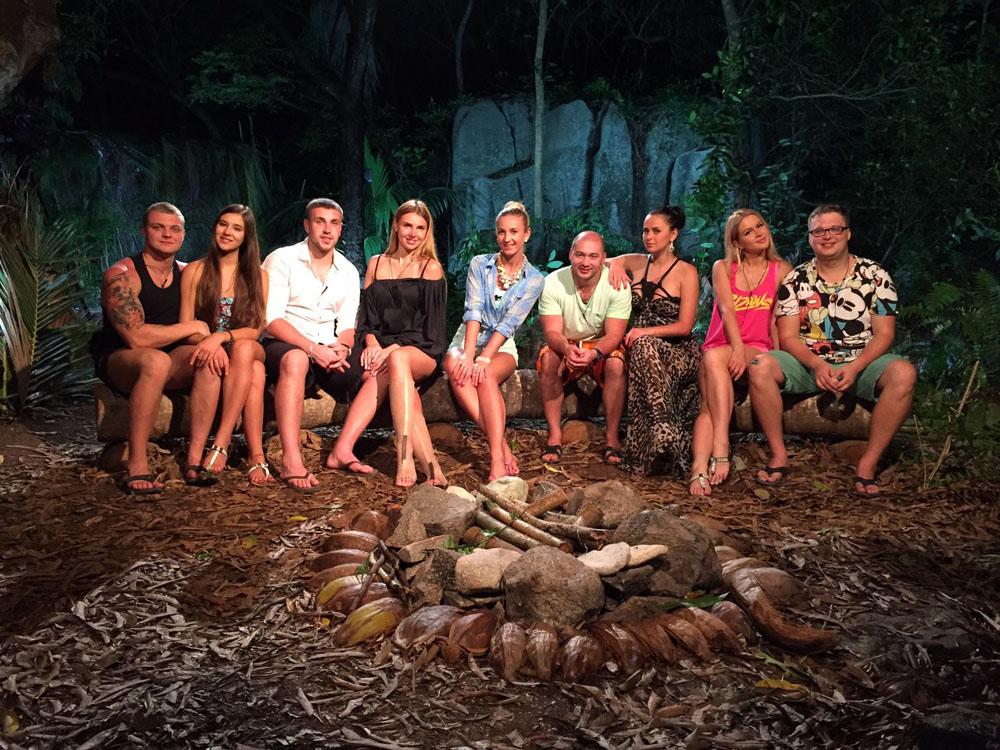 участницы шоу остров дом 2