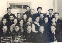 Литейный цех, 1958 год.