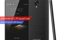 Homtom HT7 Pro 4G Мощный телефон 2 ГБ RAM 16 ГБ ROM 5.5 Дюймов HD IPS Mtk6735 Quad ядро Android 5.1